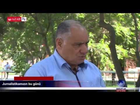 Azad TV xeberler  26.07.2014