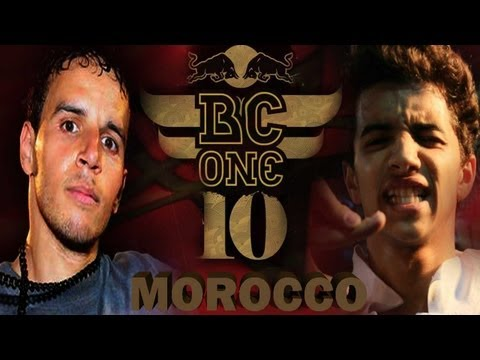 Yoriyas vs Wolf - FINAL BATTEL - RedBull BC One Morocco 2013 | Erash Movie + Loud Vision