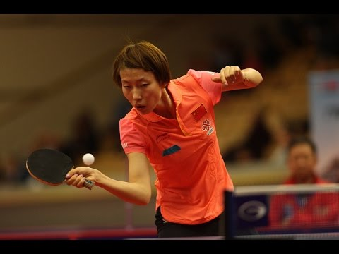 Swedish Open 2014 Highlights: Ai Fukuhara Vs Wu Yang (QF)