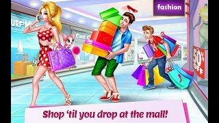 Shopping Mall Shopaholic Girls   Fun Casual Girl Games Best Games for Kids