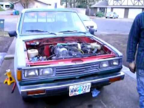 Progress on my Datsun Pickup #1