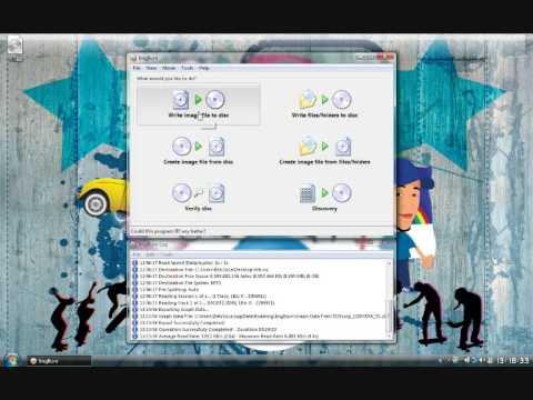 Usando ImgBurn - Gravação de games e backup de DVD [WiiFever]