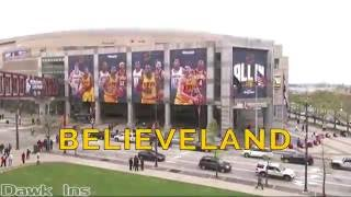 """BelieveLand"" Cavs Playoff Hype Video - 2016 - Eastern Conference Champs"