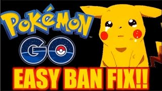 download lagu Banned In Pokemon Go?? Easy Ban Fix gratis