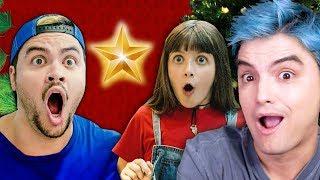 """Luccas Neto e Gi - Estrela Diz Pra Mim """"Perdidos No Natal"""" (Música Oficial)"""
