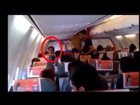 LEAKED VIDEO  kapil fighting with sunil. in airplane thumbnail