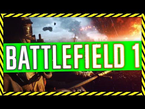 ИГРА БОГОВ - Battlefield 1