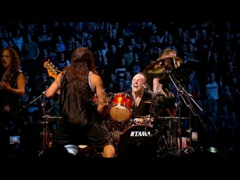 Metallica - Master Of Puppets (live) [quebec Magnetic] video