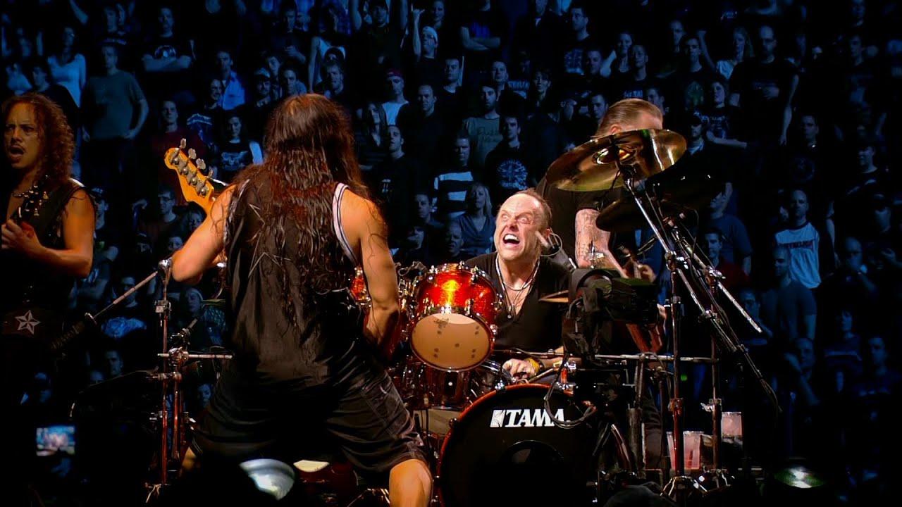 Metallica Release   Ma...