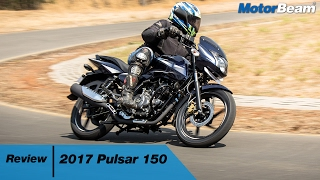2017 Pulsar 150 Review - 10 Changes | MotorBeam