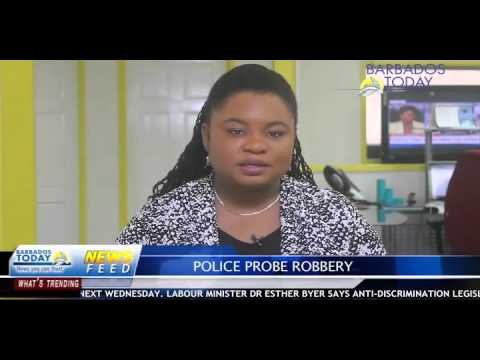 BARBADOS TODAY AFTERNOON UPDATE - September 22