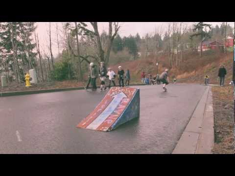 Valentines Slide Jam - DB Longboards
