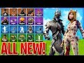 *ALL NEW* LEAKED SKINS/ITEMS IN FORTNITE! - Skins, Emotes & MORE! (Fortnite Battle Royale)