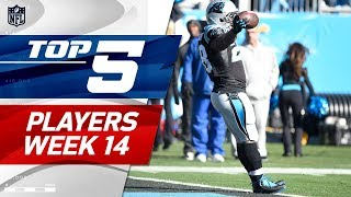 Top 5 Players from Week 14 | NFL Highlights