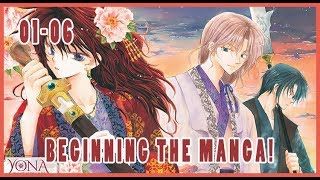 Akatsuki No Yona Chapters 1-6 Live Reaction/Review!(REDIRECT) LOVE THIS READ!