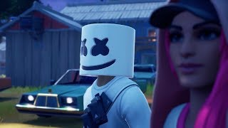 Marshmello - Summer (Fortnite Music Video)