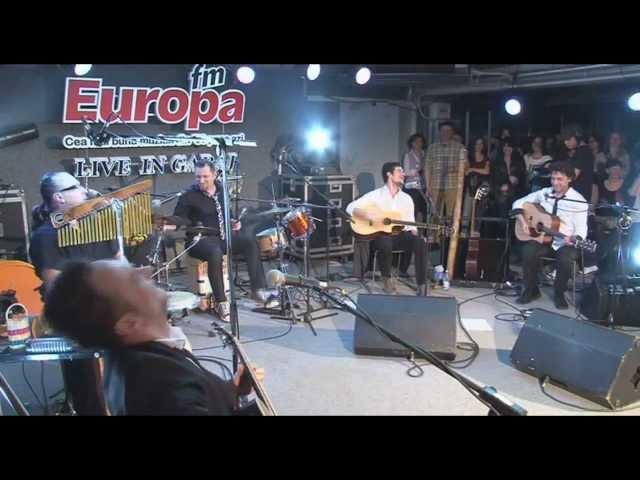 Vama Acoustic - Sa dansam LIVE in Garajul Europa FM