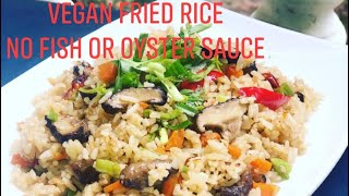 Mizo eisiam- sa telh loh fried rice kan dan. How to cook vegan fried rice