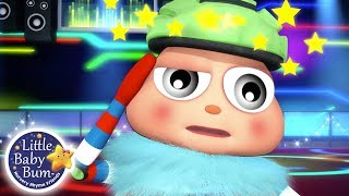 Dance Songs for Kids | Crazy Party Time | Little Baby Bum