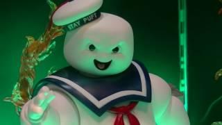 S.H.Figuarts Stay Puft Marshmallow Man & TMNT Teenage Mutant Ninja Turtles @ Tamashii Nations Akiba