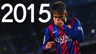 Neymar Jr - Invincible | Best Skills & Goals 2015 | HD