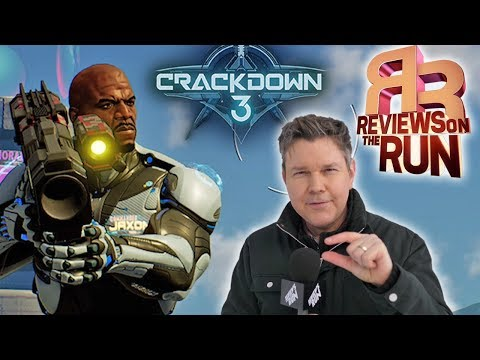 Crackdown 3: Campaign Review! - Electric Playground