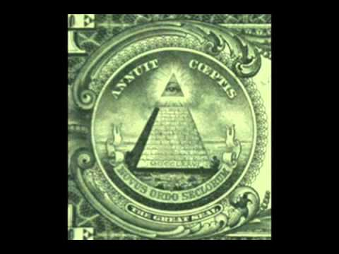 ILLUMINATI SYMBOLS ON THE ONE DOLLAR BILL -