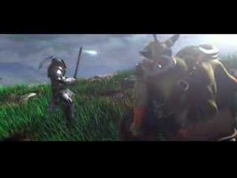 Warcraft 3 Intro