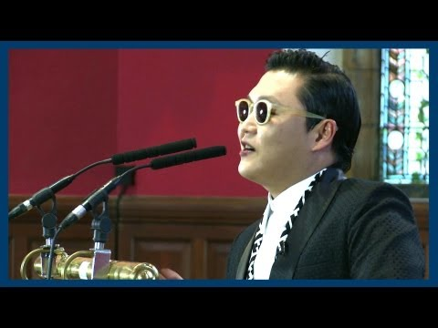 PSY | Full Address | Oxford Union