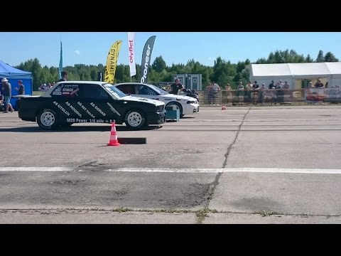 1311hp Audi A4 1 8t Vs 1150hp Bmw 323 E30