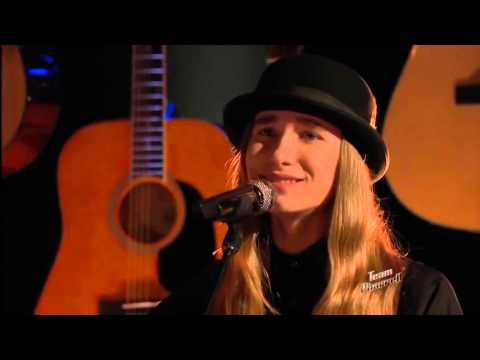 The Voice 2015 Sawyer Fredericks Live Finale Old Man