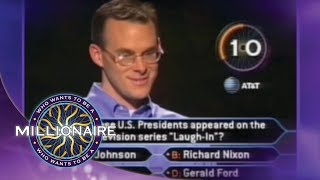 US Winner Calls Dad To Say He's Gonna Be A Millionaire! | Who Wants To Be A Millionaire?
