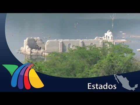 Joya arquitectónica se asoma en el río Grijalva | Noticias de Chiapas