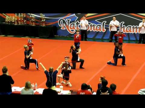 Manning All Stars~Rising Stars~Cheer USA~Livingston, TX 2014