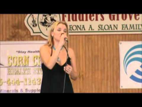 "Yvonne Smith - ""Let Go"" - Wilson County Fair - August 2010"