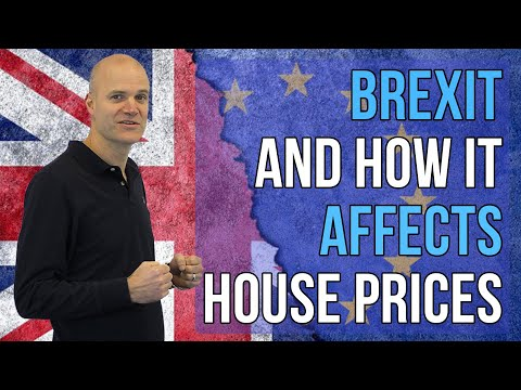 Brexit - and how it affects house prices
