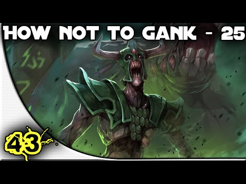Monday Fails - How NOT to gank #25