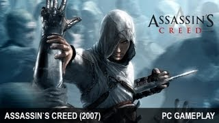 Assassin's Creed PC Gameplay - Athlon II X4 640 3.0GHz GTX 560 - 1080p