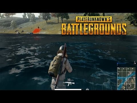 Coches Asesinos y Suministros - PLAYERUNKNOWN'S BATTLEGROUNDS