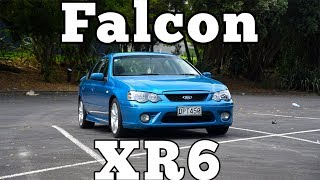 2006 Ford Falcon XR6 BF: Regular Car Reviews