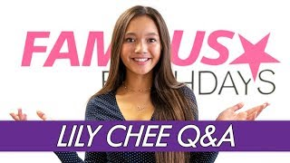 Lily Chee Q&A