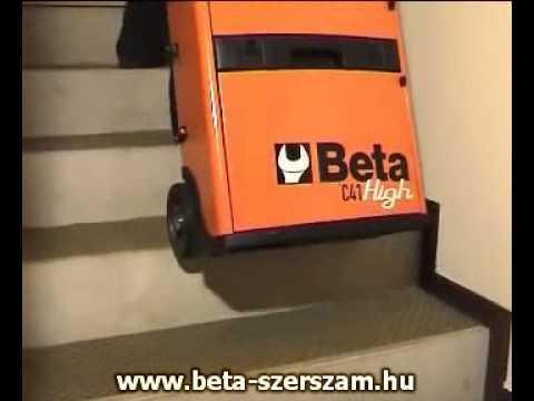 Beta C41H 4100H Két modulos szerszámkocsi