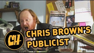Chris Browns Publicist