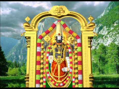 Sri Venkateswara Suprabhatam ( Mangalam) 3D Animation Songs...