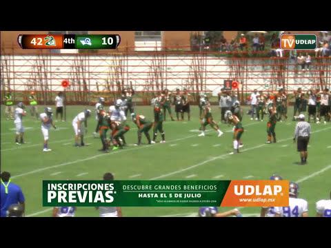 Aztecas UDLAP vs. Borregos CCM - 10 de Mayo 2014