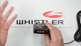 How To Factory Reset A Whistler Radar Detector