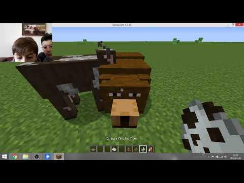 PRESENTATION DU MOD CAMPING ! Minecraft Mod 1.7.10 + Download
