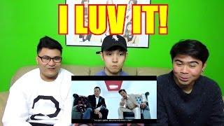 PSY I LUV IT MV REACTION FUNNY FANBOYS