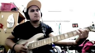 Charlie Wilson - Never Got Enough [Bass Cover]
