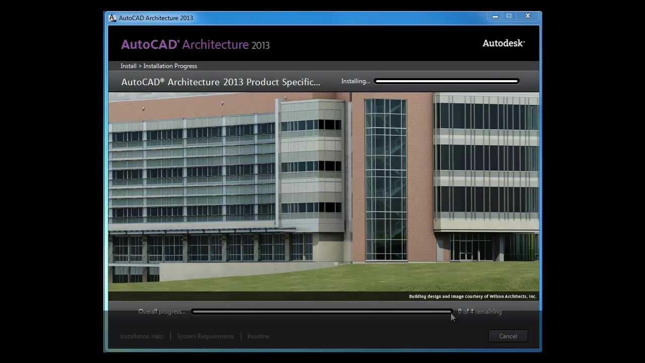 Crack Autocad Architecture 2013 X64